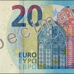 Nová bankovka 20€